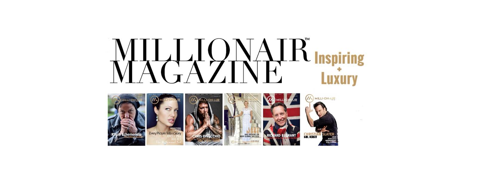 MilliOnAir Global Magazine